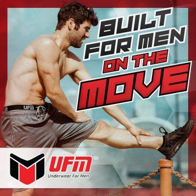 Flexibility - UFM Underwear Review