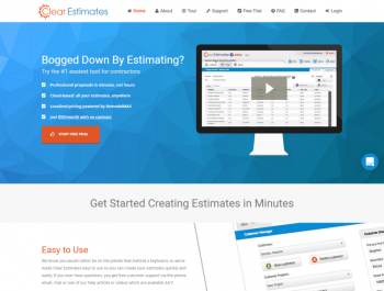 No.1 Easiest Tool - All-in-one Remodeling Software