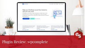 WPComplete review
