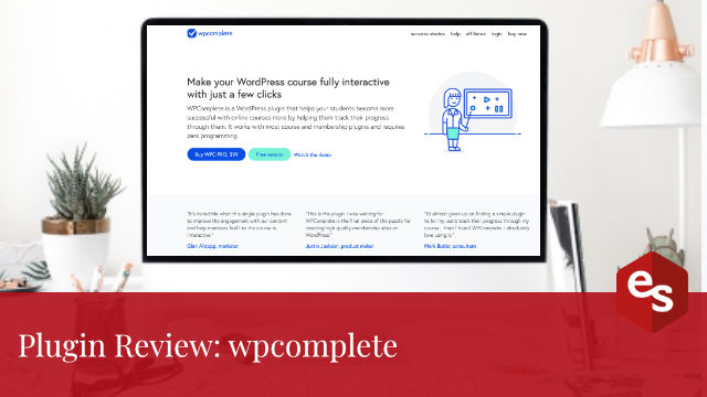 WPComplete review – A WordPress plugin for students
