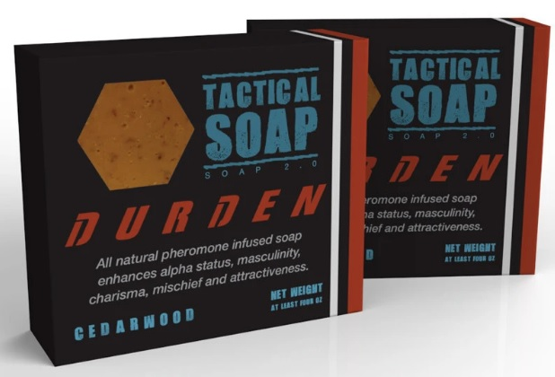 Grondyke Soap review:  enjoy superior soap for men