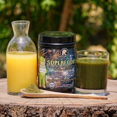 Noticeable Benefits of RAWr! Superfood - Rawr Life Review