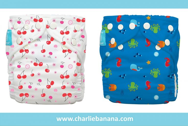 Charlie Banana Review: Reduce More Waste By Reusable Cloth Diapers