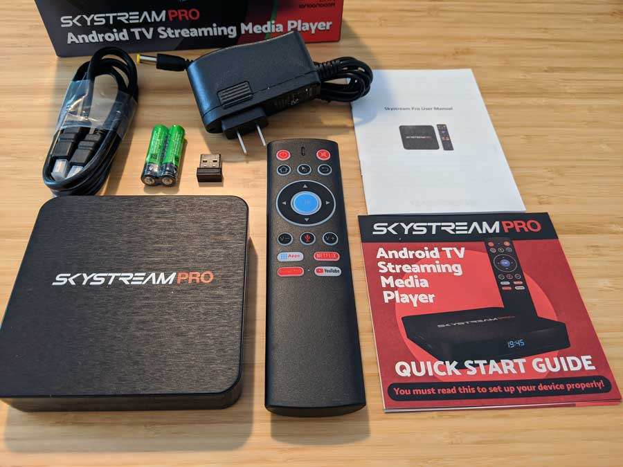 SkyStream Pro 8K Review