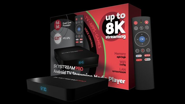 SkyStream Pro 8K Review- Is it the best streaming device?
