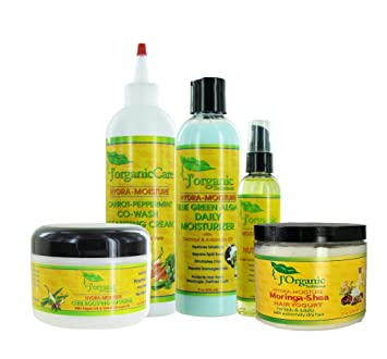 J'Organic Solutions review – organic all-natural hair care