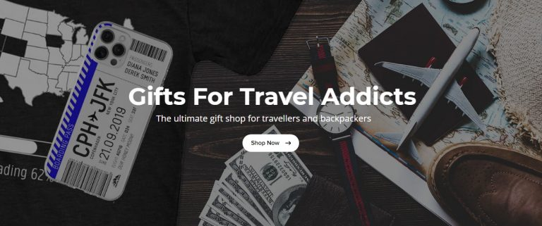 Travel Bible Shop review: Tell your travel stories on daily accessories