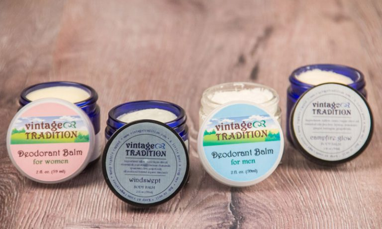 Vintage Tradition review – Natural skincare balm