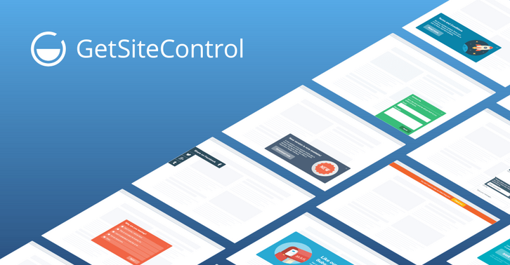GetSiteControl review: optimize conversion rate by popups on website