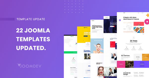 JoomDev Review – Free Joomla Templates for all Projects