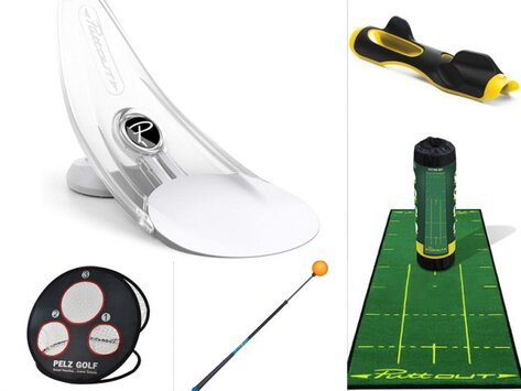 Golf Training Aids Review For New Golfer