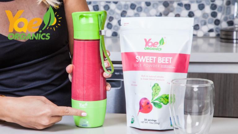Yae Organics Review – Enjoy fresh juice without a juicer