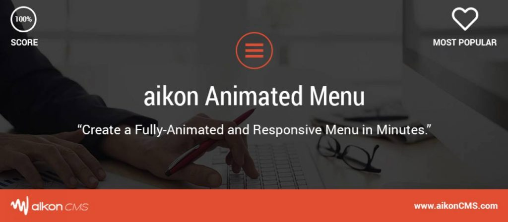 Aikon CMS review