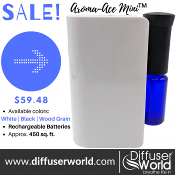 Aroma-Ace Essential Oil Diffuser - Diffuser World review
