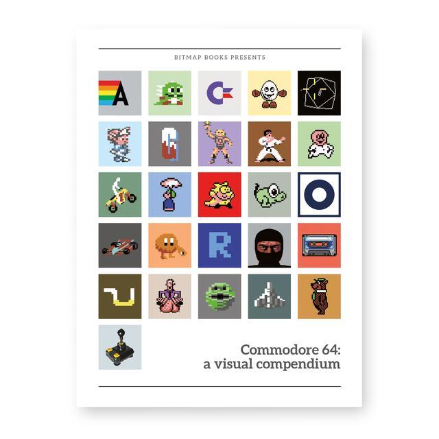 Bitmap Books review - Commodore 64 a visual compendium