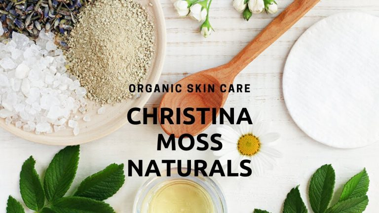 Christina Moss Naturals review 2021: : Bring organic skincare products to home