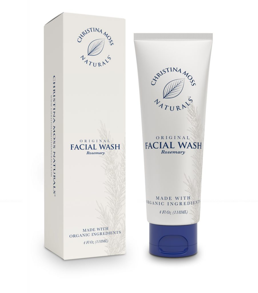 Christina Moss Naturals review - facial products