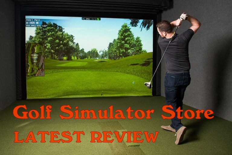 Golf Simulator Store Review – Best Indoor Golf Equipment