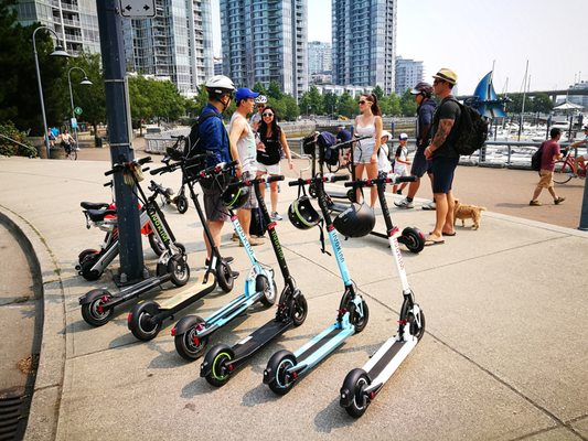 Urban Machina review: Top Three Fastest Electric Scooters