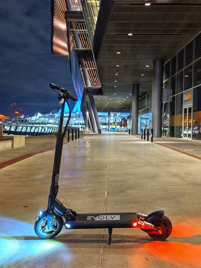 Urban Machina review- EVOLV City