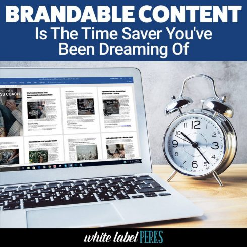 White Label Perks Review – Buy Attractive Brandable Content