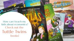 Tuttle Twins coupons