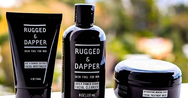 Rugged And Dapper Review – Skincare For Men