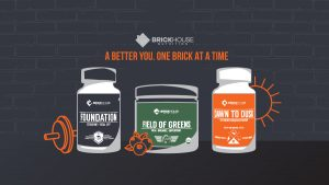 Brickhouse Nutrition Review - Field of Greens or Foundation