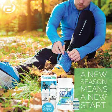 Burton Nutrition For Weight Loss - Fitness Products For Beginners