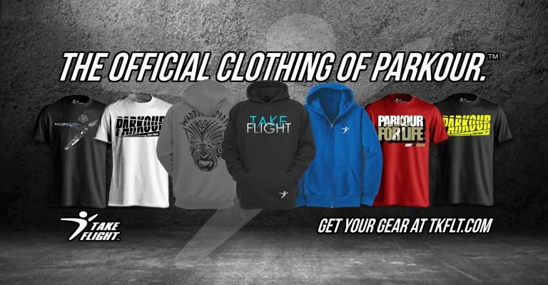 Take Flight review – The Official Clothing of Parkour