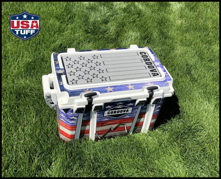 USA Tuff Wraps – The Most Durable Cooler Wraps on the Market