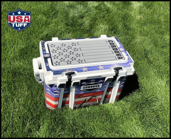 USA Tuff Wraps - The Most Durable Cooler Wraps