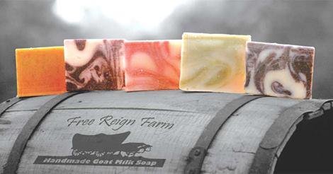 Free Reign Farm Review: 6 Amazing Benefits Of Goat Milk Soap