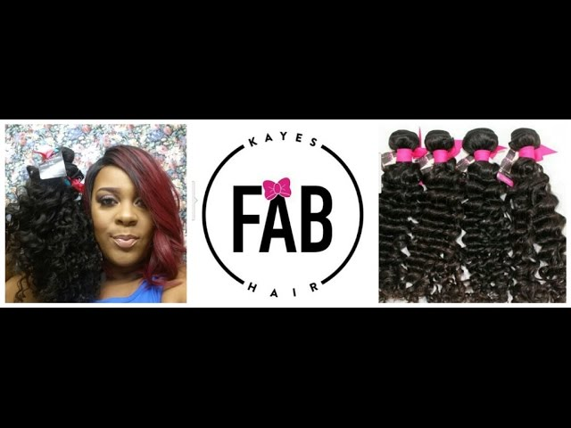 Kaye's Fab Hair review – The Best Virgin Brazilian hair