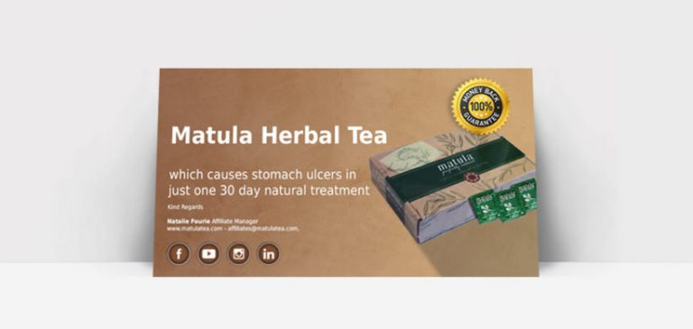 Matula Tea review – The natural solution for treating Helicobacter pylori