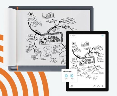 Wacom Bamboo Folio smartpad - Best Smart Notebook Brands