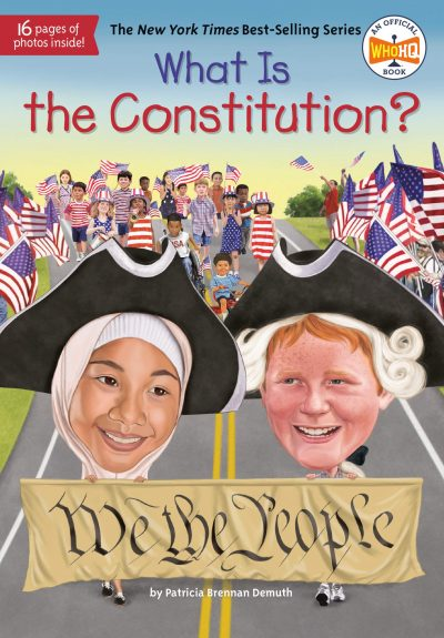 What Is the Constitution - Law Books For Kids