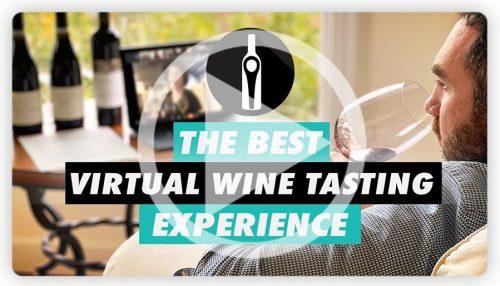 4 Simple Steps - How Virtual Wine Tasting Works