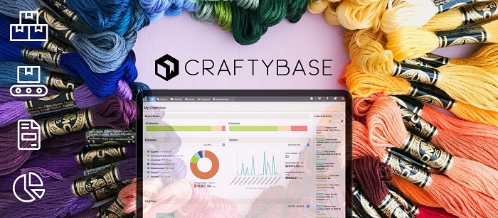 Craftybase Review – Inventory And Bookkeeping For Makers
