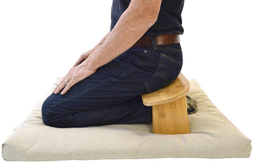 Meditation Bench - Gift for Mom