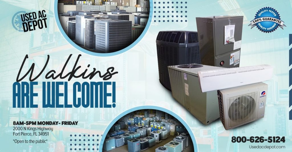 Benefits from A Used Air Conditioner - Used AC Depot Review