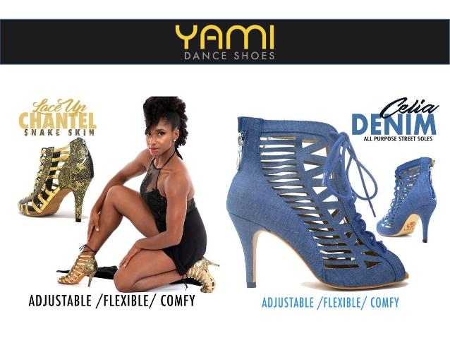 Yami Dance Shoes reviews - 3