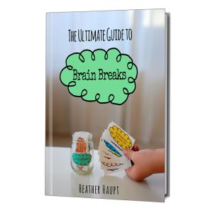 Best Brain Breaks Book For Kids