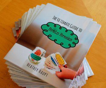Brain Breaks Book Helps Your Kids Focus
