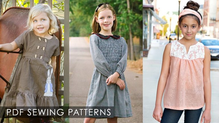 ModKid review – Boutique-style sewing patterns for kids