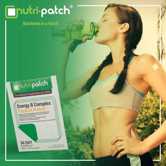 Nutri-Patch Review - Supplement Vitamins By Skin Patch