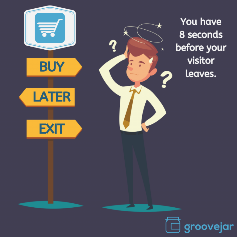 GrooveJar Review – Convert More Visitors Into Customers