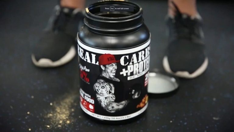 Rich Piana 5% Nutrition Real Carbs Review