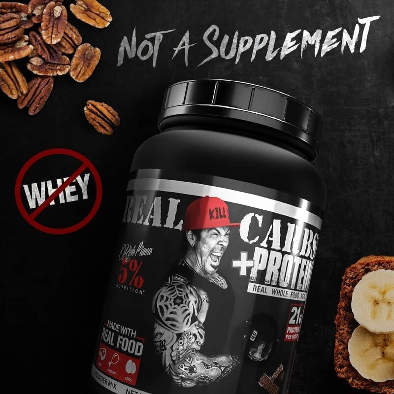 5% Nutrition Real Carbs Review