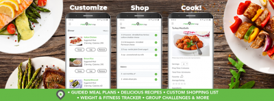 3 steps to plan your meal - Meal Plan Map review